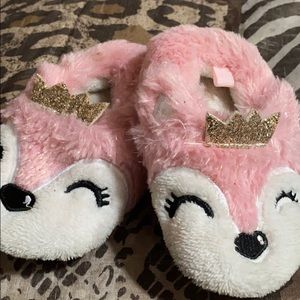 Princess little slippers